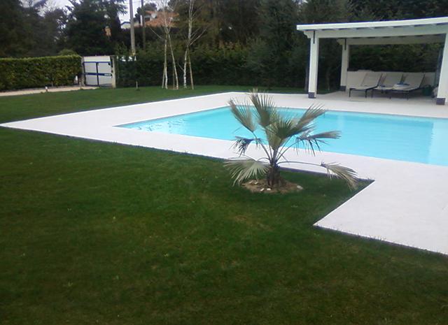 realizzazione giardino con piscina zinato vivai