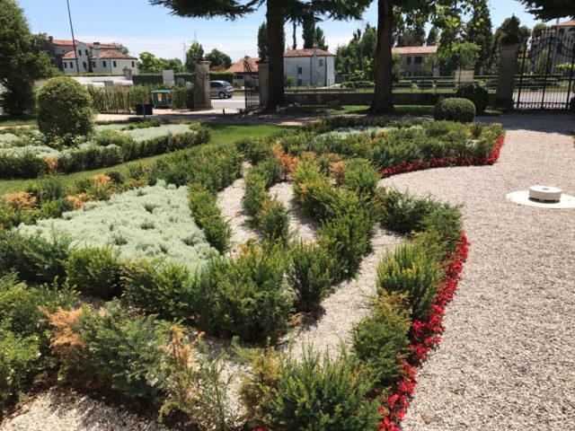 restauro giardino parco villa riviera del brenta (6)