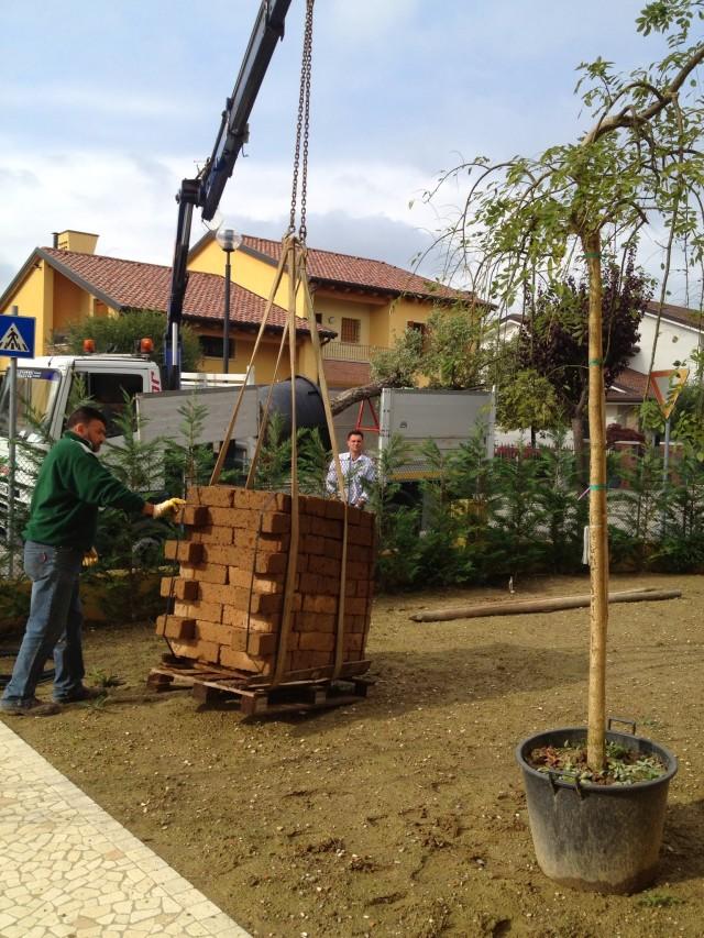 realizzazione giardini pianiga